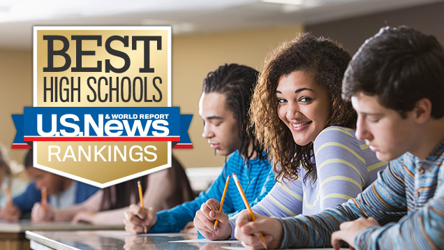 Silver Medal - US News Best High Schools